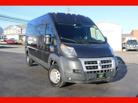 2015 RAM ProMaster Cargo for sale at AUTO POINT USED CARS in Rosedale MD