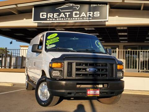 2011 Ford E-Series Cargo for sale at Great Cars in Sacramento CA