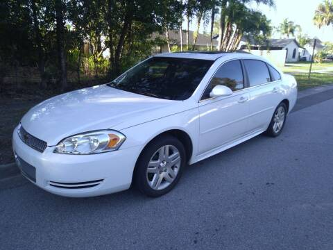 2012 Chevrolet Impala for sale at Low Price Auto Sales LLC in Palm Harbor FL