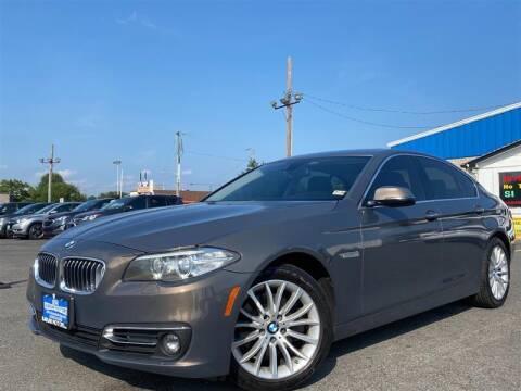 2016 BMW 5 Series for sale at Kargar Motors of Manassas in Manassas VA