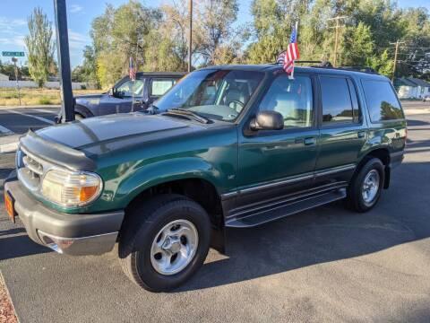 1999 Ford Explorer for sale at Progressive Auto Sales in Twin Falls ID