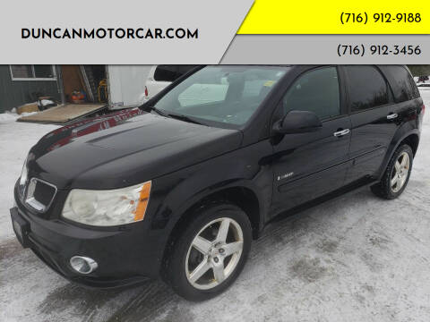 2008 Pontiac Torrent for sale at DuncanMotorcar.com in Buffalo NY