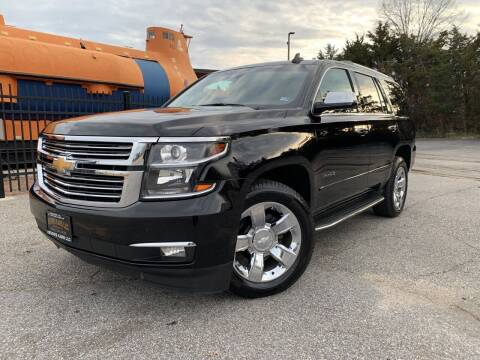 2015 Chevrolet Tahoe for sale at Kevin's Kars LLC in Richmond VA