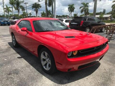 2015 Dodge Challenger for sale at Denny's Auto Sales in Fort Myers FL