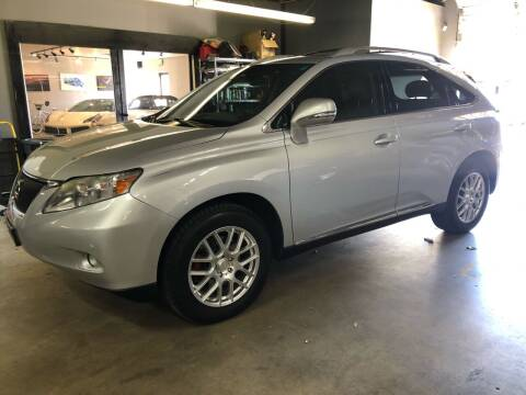 2011 Lexus RX 350 for sale at EA Motorgroup in Austin TX