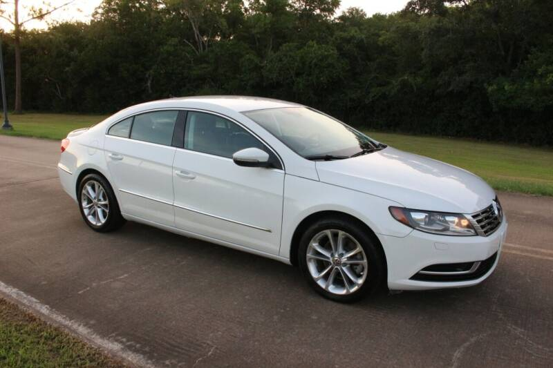2016 Volkswagen CC for sale at Clear Lake Auto World in League City TX