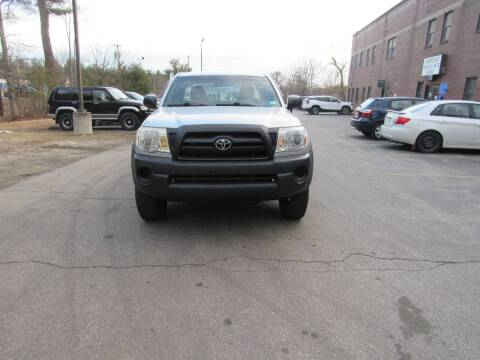 2009 Toyota Tacoma for sale at Heritage Truck and Auto Inc. in Londonderry NH