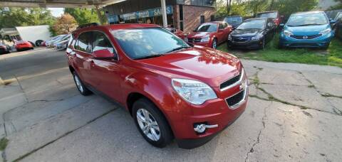 2013 Chevrolet Equinox for sale at Divine Auto Sales LLC in Omaha NE