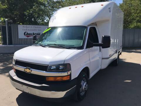 2018 Chevrolet Express Cutaway for sale at Chuckran Auto Parts Inc in Bridgewater MA
