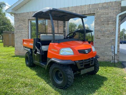2005 Kubota RTV900 for sale at CarSmart Auto Group in Orleans IN