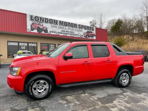 2009 Chevrolet Avalanche for sale at London Motor Sports, LLC in London KY