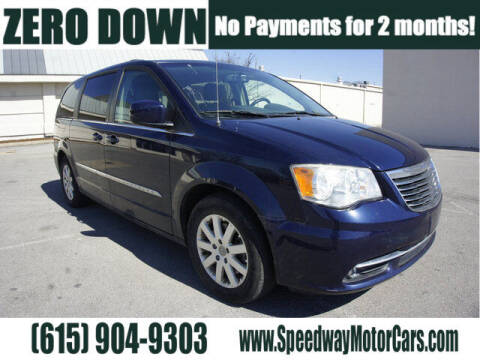 2014 Chrysler Town and Country for sale at Speedway Motors in Murfreesboro TN