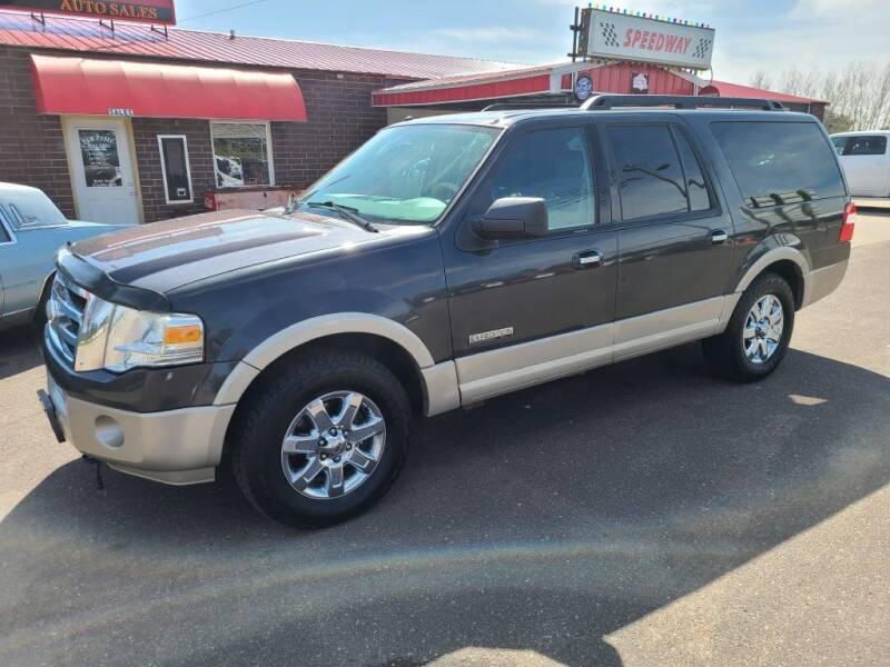 2007 Ford Expedition EL for sale at Rum River Auto Sales in Cambridge MN