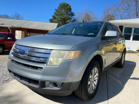 2007 Ford Edge for sale at Efficiency Auto Buyers in Milton GA