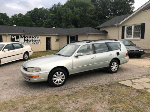 1994 Toyota Camry for sale at Mama's Motors in Greer SC