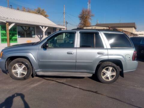 2006 Chevrolet TrailBlazer for sale at Auto Pro Inc in Fort Wayne IN