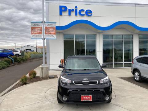 2016 Kia Soul for sale at Price Honda in McMinnville in Mcminnville OR