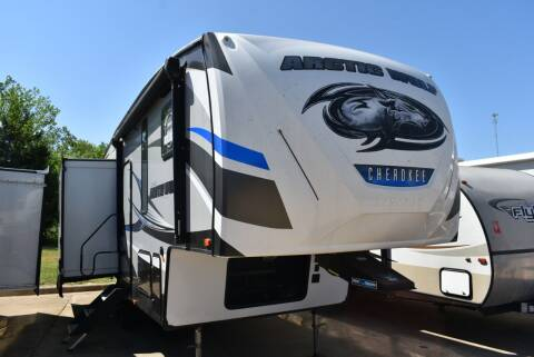 2018 Forest River Arctic Wolf 27CK for sale at Buy Here Pay Here RV in Burleson TX