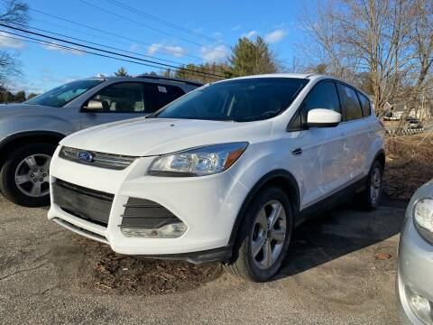 2014 Ford Escape for sale at Royal Crest Motors in Haverhill MA