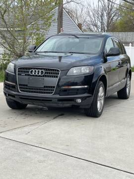 2009 Audi Q7 for sale at Suburban Auto Sales LLC in Madison Heights MI