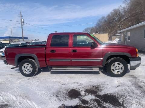 2005 Chevrolet Silverado 1500 for sale at Iowa Auto Sales, Inc in Sioux City IA