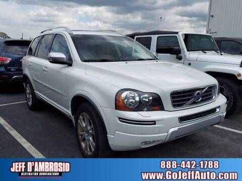 2013 Volvo XC90 for sale at Jeff D'Ambrosio Auto Group in Downingtown PA