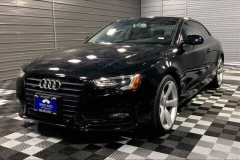 2014 Audi A5 for sale at TRUST AUTO in Sykesville MD