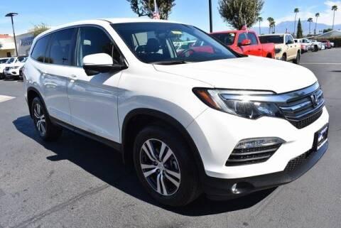 2017 Honda Pilot for sale at DIAMOND VALLEY HONDA in Hemet CA