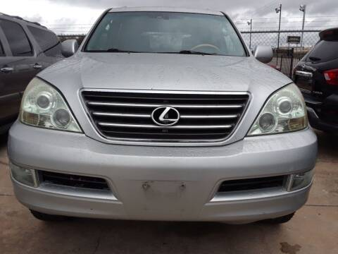 2004 Lexus GX 470 for sale at Auto Haus Imports in Grand Prairie TX