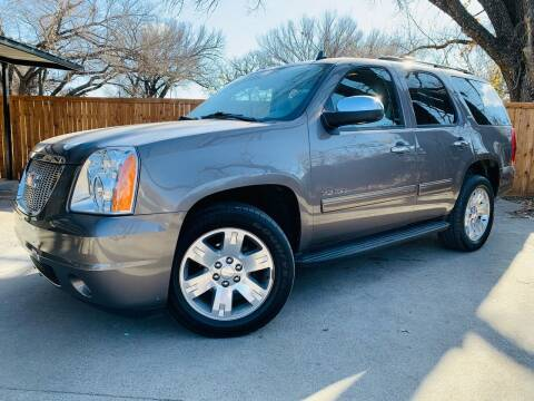 2013 GMC Yukon for sale at DFW Auto Provider in Haltom City TX