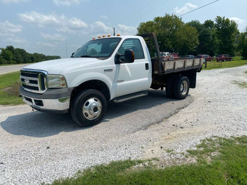 2005 Ford F-350 Super Duty for sale at C4 AUTO GROUP in Claremore OK