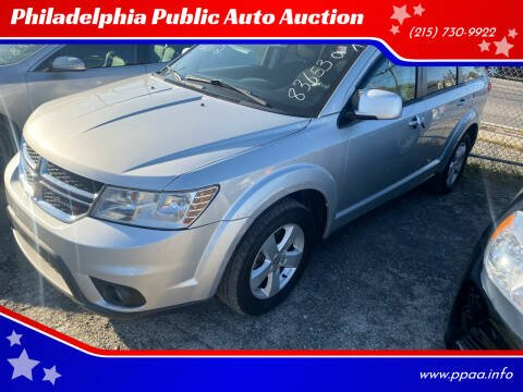 2012 Dodge Journey for sale at Philadelphia Public Auto Auction in Philadelphia PA
