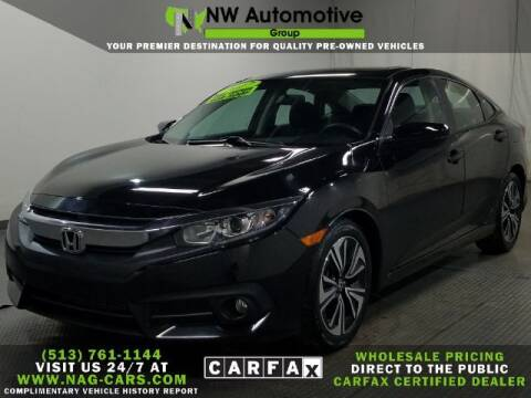 2017 Honda Civic for sale at NW Automotive Group in Cincinnati OH