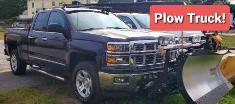 2015 Chevrolet Silverado 1500 for sale at High Line Auto Sales of Salem in Salem NH