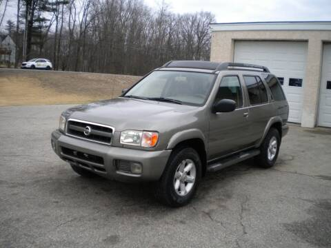 2004 Nissan Pathfinder for sale at Route 111 Auto Sales in Hampstead NH