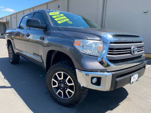 2014 Toyota Tundra for sale at Xtreme Truck Sales in Woodburn OR