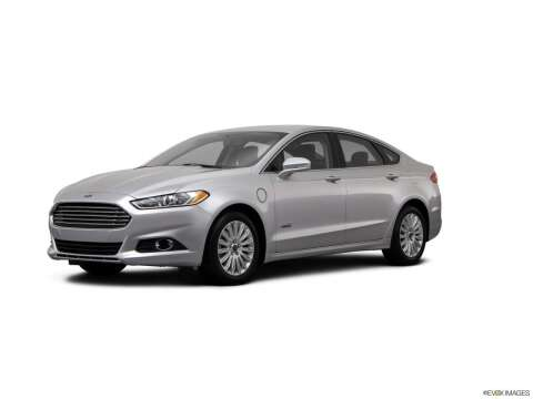 2014 Ford Fusion Energi for sale at SULLIVAN MOTOR COMPANY INC. in Mesa AZ