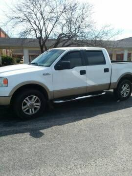 2005 Ford F-150 for sale at DALE GREEN MOTORS in Mountain Home AR