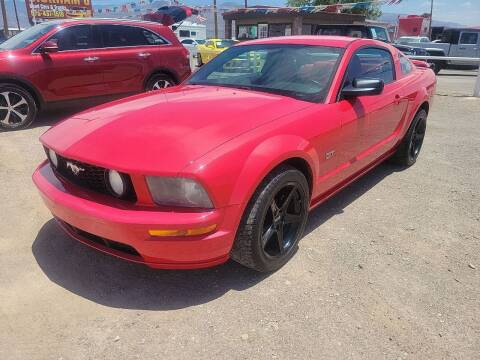 2006 Ford Mustang for sale at Bickham Used Cars in Alamogordo NM