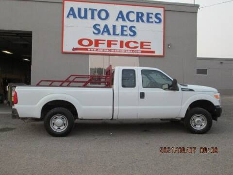 2012 Ford F-250 Super Duty for sale at Auto Acres in Billings MT