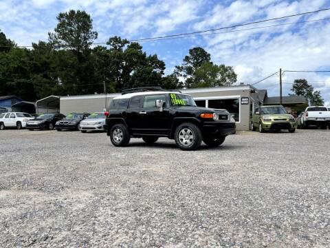 2007 Toyota FJ Cruiser for sale at Barrett Auto Sales in North Augusta SC