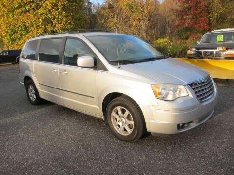 2010 Chrysler Town and Country for sale at K & R Auto Sales,Inc in Quakertown PA