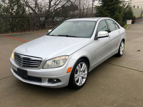 2009 Mercedes-Benz C-Class for sale at South Tacoma Motors Inc in Tacoma WA