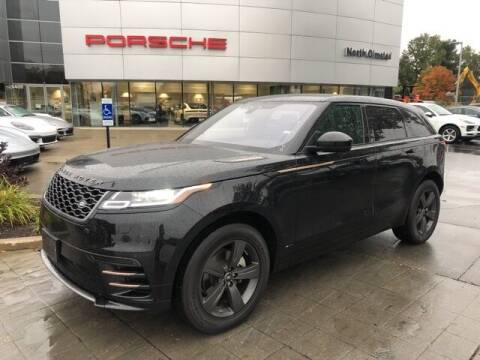 2020 Land Rover Range Rover Velar for sale at PORSCHE OF NORTH OLMSTED in North Olmsted OH