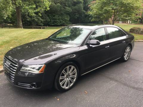 2014 Audi A8 L for sale at Bowie Motor Co in Bowie MD
