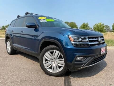 2019 Volkswagen Atlas for sale at UNITED Automotive in Denver CO