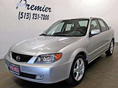 2003 Mazda Protege for sale at Premier Automotive Group in Milford OH
