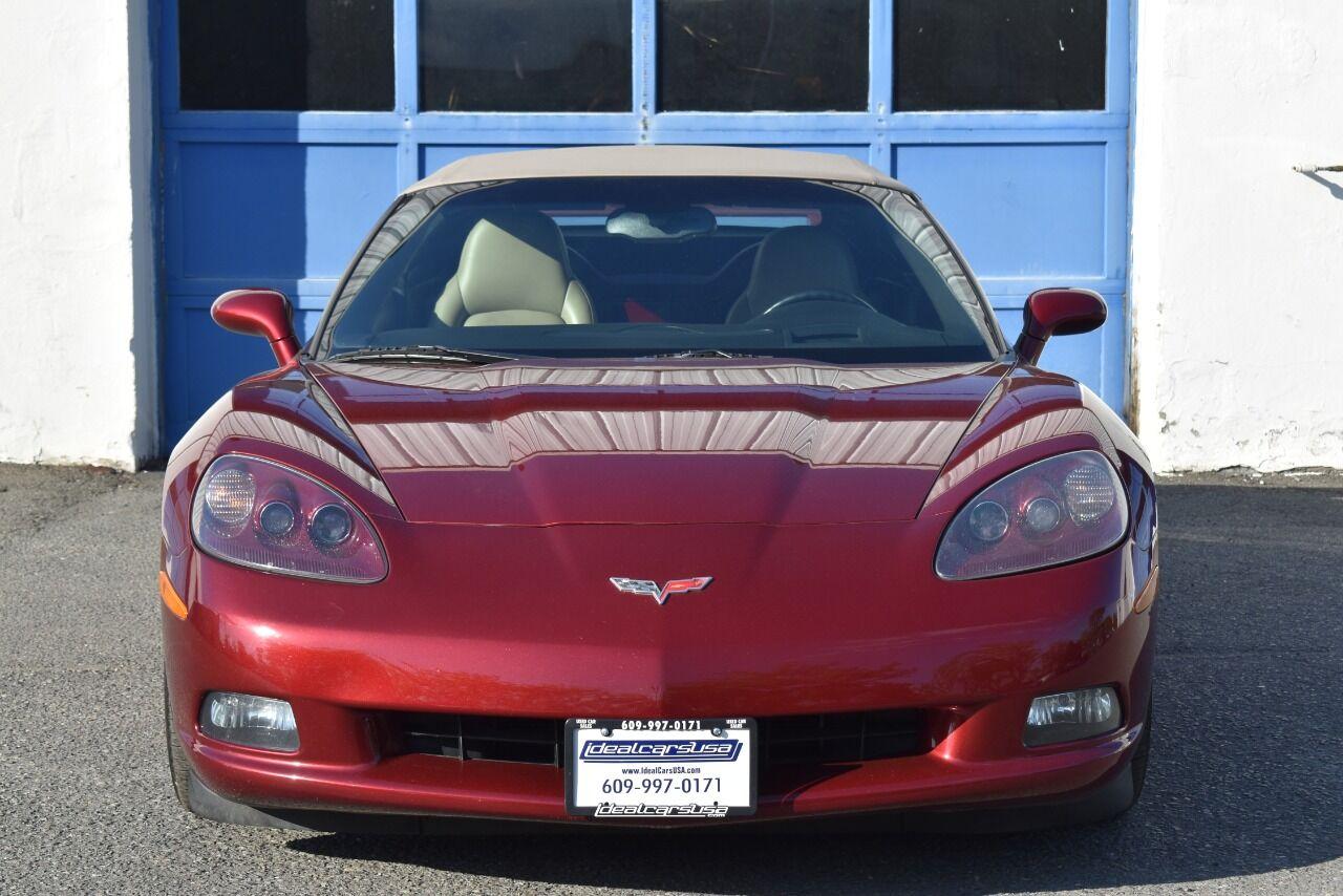 2006 Chevrolet Corvette Base 2dr Convertible full