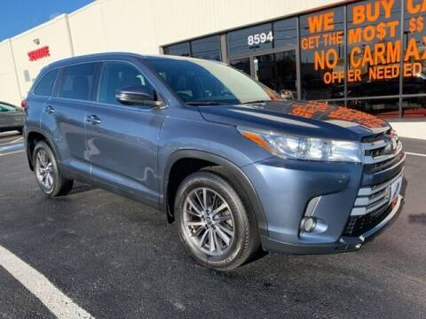 2019 Toyota Highlander for sale at Hi-Lo Auto Sales in Frederick MD
