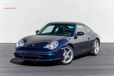 2002 Porsche 911 for sale at Nuvo Trade in Newport Beach CA
